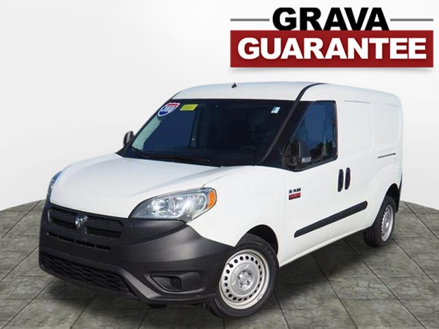 Pre-Owned 2018 Ram ProMaster City Cargo Van Tradesman