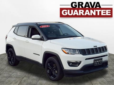 Pre-Owned 2019 Jeep Compass Altitude